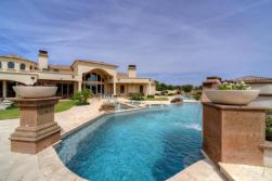 This resort-style Mesa mansion is the perfect summer pad! 19