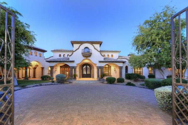 This resort-style Mesa mansion is the perfect summer pad! 7