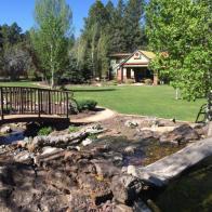 Luxury waterfront estate on Rainbow Lake 1