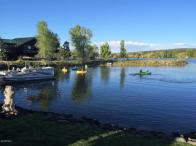 Luxury waterfront estate on Rainbow Lake 12