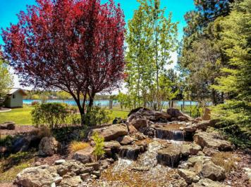 Luxury waterfront estate on Rainbow Lake 4