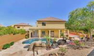 Secluded Ahwatukee Foothills custom home with Ancient Petroglyph 11
