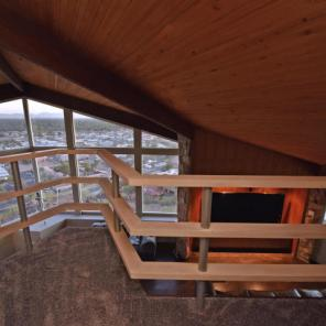 Mid-Century Modern design by Paul Christian Yeager sits on one of the highest view sights in North Phx 12