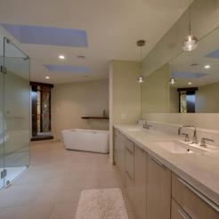 Mid-Century Modern design by Paul Christian Yeager sits on one of the highest view sights in North Phx 13