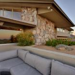 Mid-Century Modern design by Paul Christian Yeager sits on one of the highest view sights in North Phx 15