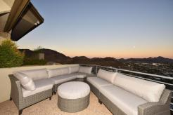 Mid-Century Modern design by Paul Christian Yeager sits on one of the highest view sights in North Phx 16