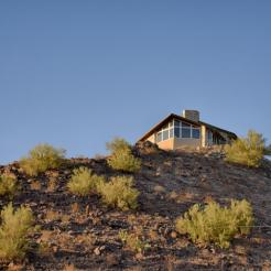 Mid-Century Modern design by Paul Christian Yeager sits on one of the highest view sights in North Phx 4