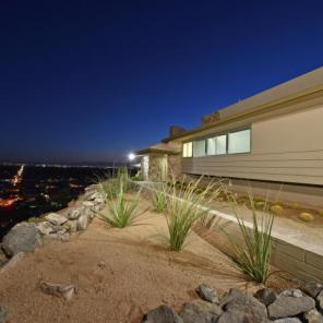 Mid-Century Modern design by Paul Christian Yeager sits on one of the highest view sights in North Phx 5