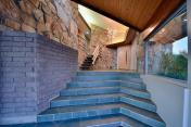 Mid-Century Modern design by Paul Christian Yeager sits on one of the highest view sights in North Phx