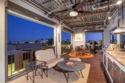 Three-story mix use industrial style Penthouse & Retail building in Old Town Scottsdale 7