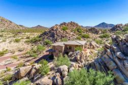 $1.4M Off the grid multi-level estate with guest house is a luxurious retreat and has forever views 1