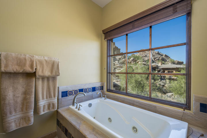 $1.4M Off the grid multi-level estate with guest house is a luxurious retreat and has forever views 15