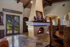 $1.4M Off the grid multi-level estate with guest house is a luxurious retreat and has forever views 5