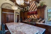 $1.4M Off the grid multi-level estate with guest house is a luxurious retreat and has forever views 7