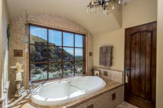$1.4M Off the grid multi-level estate with guest house is a luxurious retreat and has forever views 8