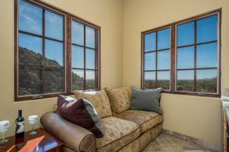 $1.4M Off the grid multi-level estate with guest house is a luxurious retreat and has forever views 9