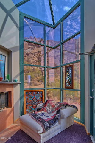 $1.4M Scottsdale Contemporary nestled amongst the Boulders, designed by two famous architects, & has 1400 bottle wine cellar 12