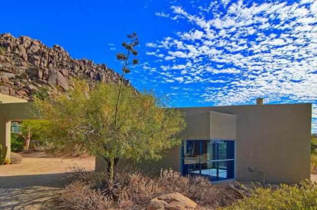 $1.4M Scottsdale Contemporary nestled amongst the Boulders, designed by two famous architects, & has 1400 bottle wine cellar 2