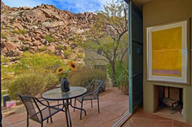 $1.4M Scottsdale Contemporary nestled amongst the Boulders, designed by two famous architects, & has 1400 bottle wine cellar 7