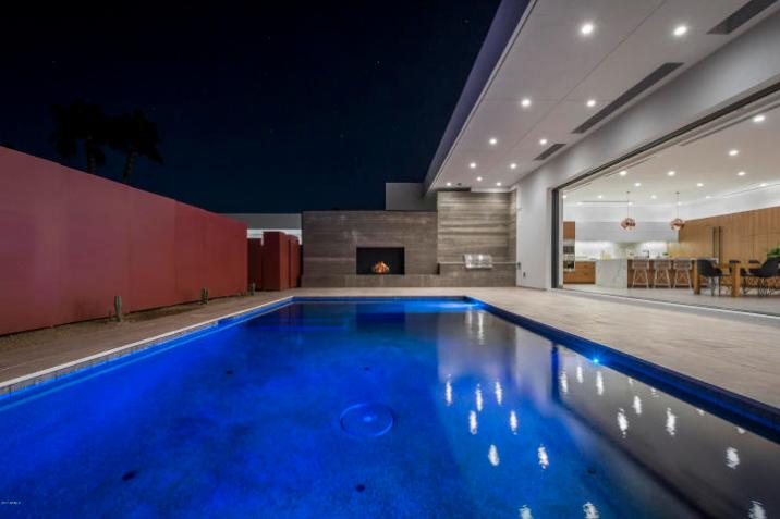 New & Sleek all White Modern Sanctuary in Phoenix-Arcadia seeks $2.3M 12