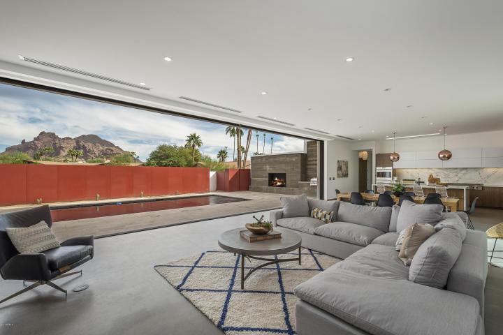 New & Sleek all White Modern Sanctuary in Phoenix-Arcadia seeks $2.3M 4