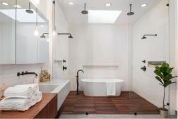 New & Sleek all White Modern Sanctuary in Phoenix-Arcadia seeks $2.3M 9