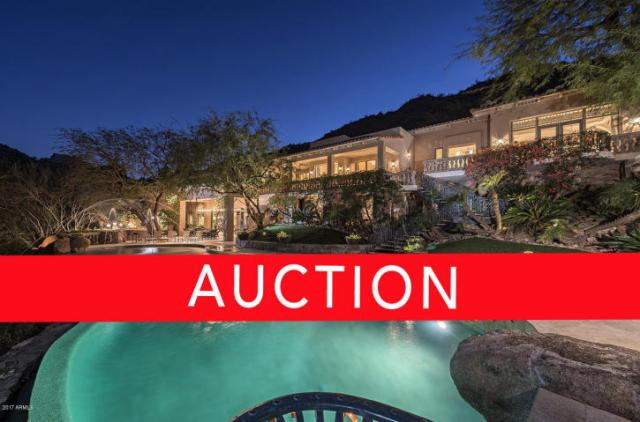 Going Once... Going Twice… Three Arizona Cites, 3 Luxury Home Auctions coming up… 4