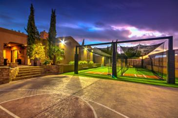 Swing batter! Eight lavish Spring Training pads with batting cages in Arizona. 6
