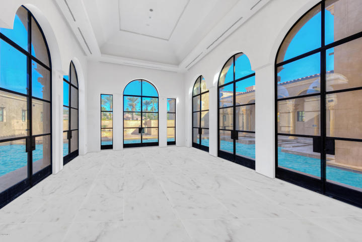 Ginormous Unfinished $19M Paradise Valley mansion allows you to select your own finishes4