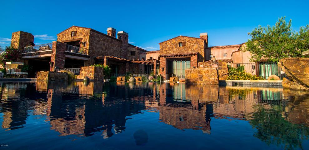 Phoenix, Arizona area Luxury Real Estate market sales higher than last year...