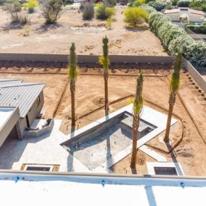 1 of 4 Custom Mansions being built near Phoenician Resort in Paradise Valley 9