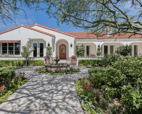 Live like the G.O.A.T! Michael Phelps list Paradise Valley (retirement) pad for $4.1 3