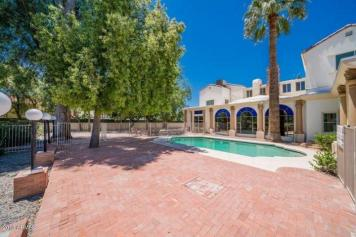 Beautiful 1914 privately gated Spanish estate on Central Avenue 11