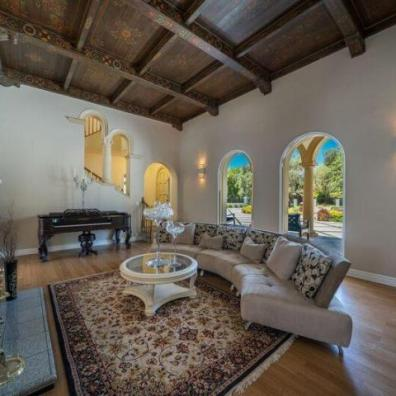 Beautiful 1914 privately gated Spanish estate on Central Avenue 3