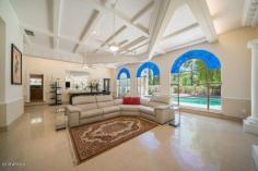 Beautiful 1914 privately gated Spanish estate on Central Avenue 4