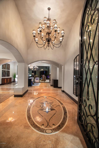 "For a cool $5M you can buy Arizona Cardinals WR Larry ""Fitz"" Fitzgerald Paradise Valley Pad 2"