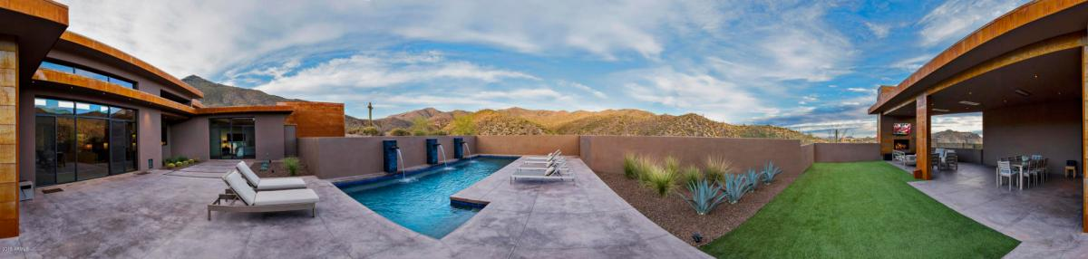 $2.9M Modern Masterpiece with simplicity of design & open living spaces by architect Terry Kilbane 1