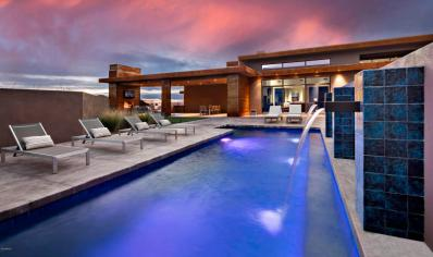 $2.9M Modern Masterpiece with simplicity of design & open living spaces by architect Terry Kilbane 2