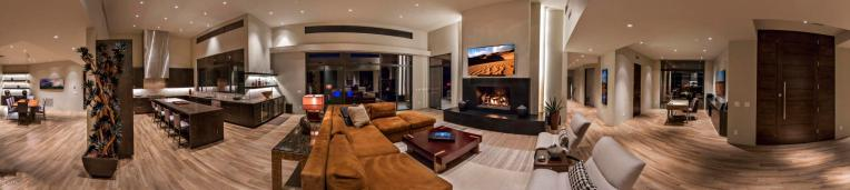 $2.9M Modern Masterpiece with simplicity of design & open living spaces by architect Terry Kilbane 3