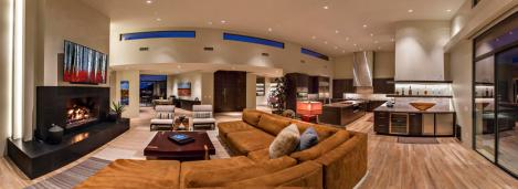 $2.9M Modern Masterpiece with simplicity of design & open living spaces by architect Terry Kilbane 4