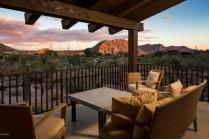 Estancia Scottsdale Southwestern adobe-style compound set amongst boulders to sell at auction 12