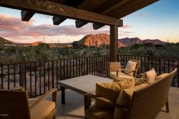 Estancia Scottsdale Southwestern adobe-style compound set amongst boulders to sell at auction 12