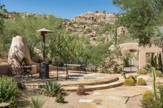 Estancia Scottsdale Southwestern adobe-style compound set amongst boulders to sell at auction 2