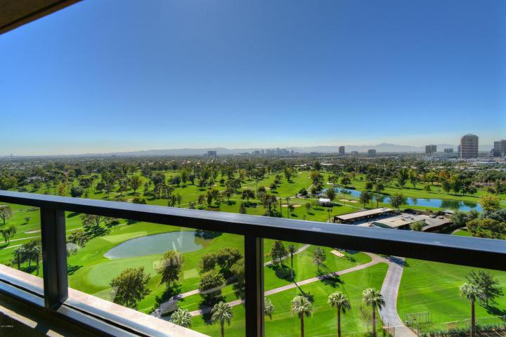 Suite dreams! One of Phoenix, Arizona largest (6200 sf) penthouse 12
