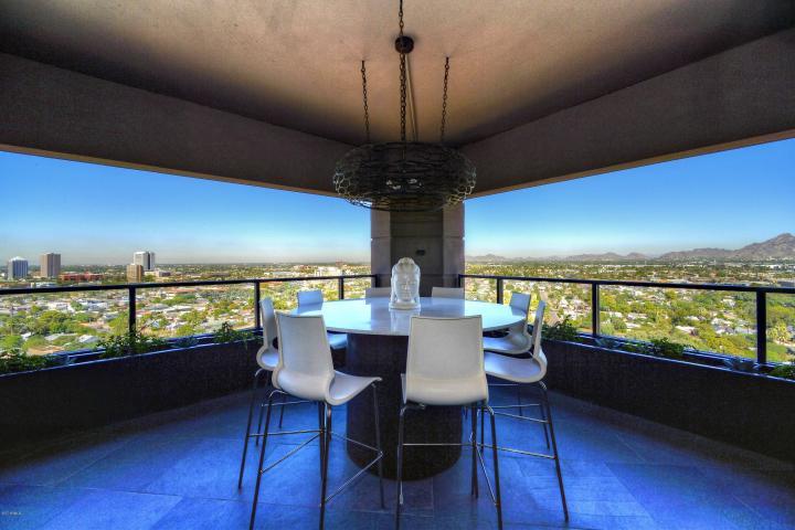 Suite dreams! One of Phoenix, Arizona largest (6200 sf) penthouse 5