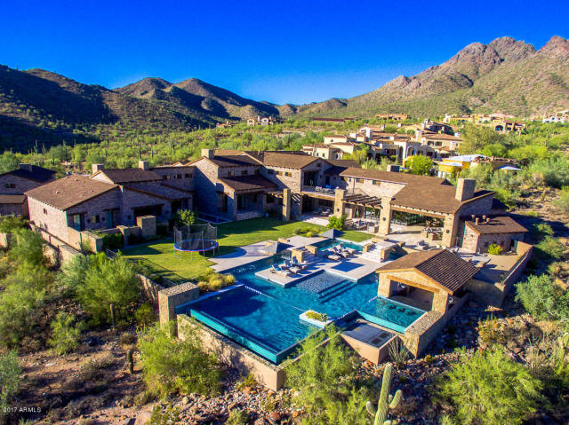 The 3 Most Expensive Homes Sold in Scottsdale, Phoenix, and Paradise Valley In 2018 are 1