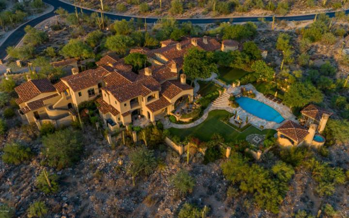 The 3 Most Expensive Homes Sold in Scottsdale, Phoenix, and Paradise Valley In 2018 are 3