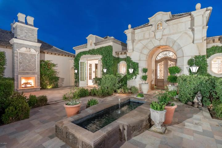 The 3 Most Expensive Homes Sold in Scottsdale, Phoenix, and Paradise Valley In 2018 are 9