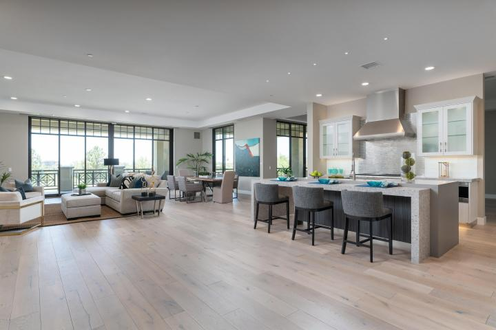 The 7 most expensive penthouses & luxury condos sales in Arizona 2018 are 2