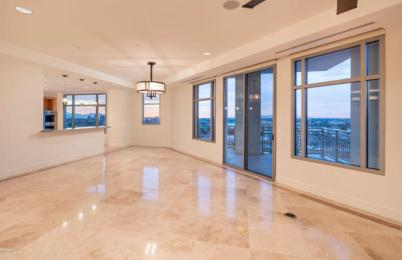 take a peek inside the most luxurious & largest penthouse in the residences @ 2211 e. camelback.. 1